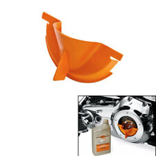 Motorcycle Parts Primary Case Oil Fill Funnel For Harley Dyna Softail Touring