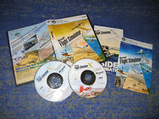 Microsoft Flight Simulator X Professional EDITION mit Anleitung Seriennummer usw