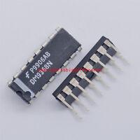 20pcs 50pcs DM9368N DIP-16 100% New And Genuine ICs Wholesaler