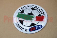 Italy League Serie B 2004-2008 Sleeve Velvet Soccer Patch / Badge