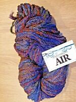 CLEARANCE: Queensland Collection's Air Super-Bulky Wool Blend Yarn #3 Purples