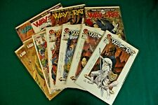 Way of the Rat (Crossgen 2002)  #1-8, 22-24  Lot of 11 NM Comics Chuck Dixon
