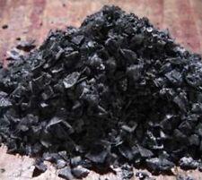 Lava Negro sal marina desde Chipre 50g en forma de pirámide con carbón vegetal Chef Sal
