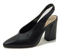 Vince Camuto Womens Tashinta Leather Pointed Toe SlingBack Classic Pumps 7M