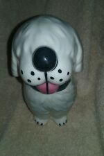 Vintage McCoy Dan the Dog Sheep Dog Treat Cookie Jar USA in Excellent condition.