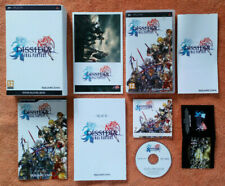 Dissidia Final Fantasy Edition Collector PSP / Pal Fr intégral