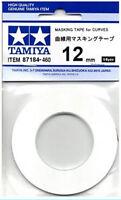 NASTRO MASKING CURVES 12mm Tamiya