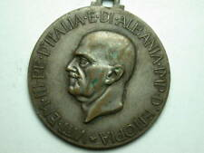 Italy 1939 WWII Exped. Albania Military Campaign Draco Medal