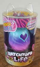 Hatchimal Hatchtopia Life Collector Plush Egg - Factory Sealed !
