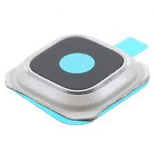 Cubierta lente Camara trasera blanco Samsung Galaxy S6 Edge Plus Sm-g928f