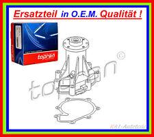 TOPRAN Wasserpumpue MERCEDES-BENZ C Klasse W202  E-KLASSE W124 S124 W210 S210