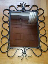 OLIMP Spiegelrahmen 69 x 122 cm Spiegel Wandspiegel Badspiegel Top Qualität