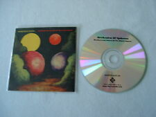 ORCHESTRA OF SPHERES Brothers And Sisters Of The Black Lagoon promo CD album