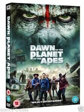 Dawn of the Planet of the Apes - EXCLUSIVE 2 DISC EDITION - (DVD 2014) Region 2*