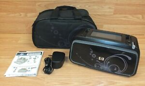 Genuine HP (SNPRH-0807) Digital Inkjet Printer With Carrying Bag & Power Supply