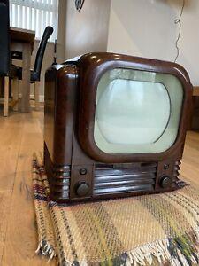 Art Deco Television Set