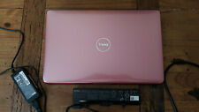 Dell Inspiron Laptop Notebook 1545 Pink, 3GB RAM,250GB, WIN 10, Serviced