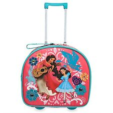 Disney Store ELENA of AVALOR Rolling Suitcase Luggage Child Carry On Bag