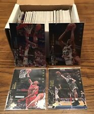 1993-94 Upper Deck Basketball Complete Set 1-225 HARDAWAY ROBINSON PIPPEN O'NEAL