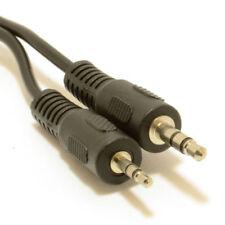2m 3.5mm Stereo Jack Plug to 2.5mm stereo Audio jack plug Cable [007234]