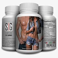 Garcinia Cambogia Advanced All Natural Weight Loss Rapid Fat Burner Blend 1340mg