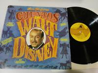 """Los Besten Märchen de WALT DISNEY 1978 Bambi VG/VG - LP Vinyl vinyl 12 """""""