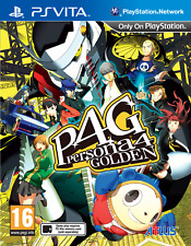 Persona 4 Golden (PS Vita) - BRAND NEW & SEALED UK