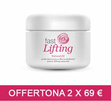 FAST LIFTING ® CREMA ANTIRUGHE Uomo / Donna Acido Ialuronico Burro di Karitè