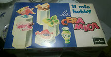 Il mio hobby la Ceramica - Play with ceramic - Keramic spiel - Pan Ludo 1960