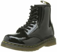 Dr. Martens Leather Zip Shoes for Women