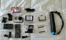GoPro Hero4 Silver, Scandisk 32 Gb, Batteries Plus Charger & More Accessories