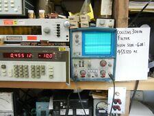 NOS 300 Hz Collins - International Radio filter for AOR AR-5000 receiver tested!