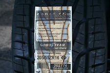 One New 205 55 16 Goodyear Eagle F1 All Season Tire 91Y 3 Avail *SHIPPING DISC.*