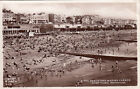 CPA ANGLETERRE ENGLAND KEMP TOWN BRIGHTON the beach and marine parade