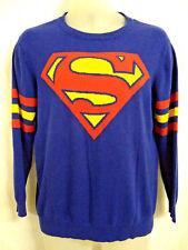 DC Comics - Supergirl - Superman - Sweater - Acrylic  - Unisex - L