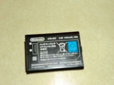 Genuine CTR-003 001 1300mAh Battery Authentic for Nintendo 3DS 2DS
