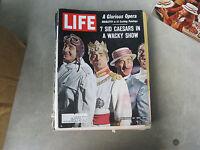 Vintage LIFE Magazine November 30, 1962 Sid Caesar Cover Very Good