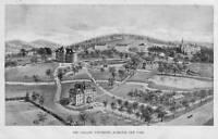 COLGATE UNIVERSITY HAMILTON NEW YORK ARCHITECTURE COLGATE COLLEGE 1892 HISTORY