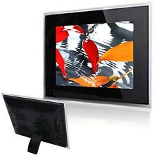 "New 15"" Digital Photo Frame Multimedia TFT Screen with Remote Control Black"