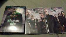 Breaking Bad: The Final Season Season 6 SIGNED X4 CRANSTON GILLIGAN NORRIS