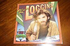 KENNY LOGGINS High Adventure JAPAN LP 25AP 2406 NM/NM VINYL RECORD