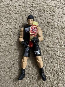 wwe elite 55 Brock Lesnar complete