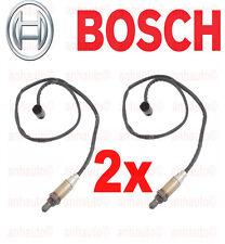2 O2 Oxygen Sensor Set Rear/Downstream Genuine Bosch For BMW E46 E39 E83 E53 E85