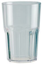 Piazza Effepi - Bicchiere in plastica trasparente 400 ml conf. 6 pezzi