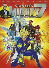 Stan Lees Mighty 7: Beginnings DVD, 2014, Canadian WORLDWIDE SHIP AVAIL