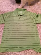 Kohls Lime Green Golf Polo Size Medium