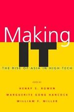 Making IT: The Rise of Asia in High Tech