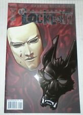 Lock & Key Head Games # 1 First Printing Joe Hill IDW