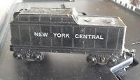 Vintage O Scale Marx New York Central NYC Tender Car