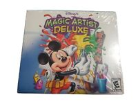 Disney's Magic Artist Studio (PC Educational Art Game) Tested Win 10! See Desc.